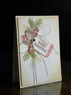 Festive Friday: FFC#33 -by Geri's Paper Wishes