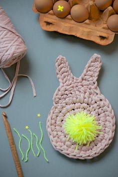 Die 51 Besten Bilder Von Häkeln Ostern In 2019 Crochet Doilies