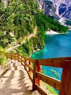 Lago Di Braies, Italy ❤️