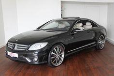 Mercedes-Benz CL 500 Designo Kleeman K3 / AMG...Yes please