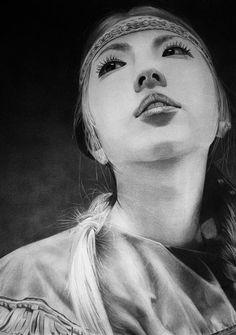 Ken Lee Photo Realistic Art