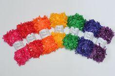 Fringe Rainbow Garla