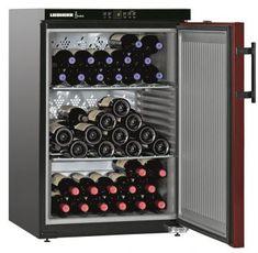 Liebherr WKr 1811 Vinothek Weinklimaschrank Conservation, Wine Rack, Liquor Cabinet, Bordeaux, Storage, Home Decor, Products, Indoor Lights, Cabinets