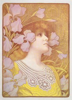 Paul Berthon. Sarah Bernhardt, 1901.jpg (Изображение JPEG, 1148×1600 пикселов)