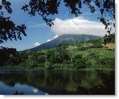 amazing hiking in nicaragua  image free to pin it