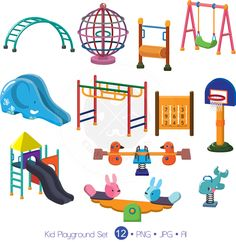 20 best playground clipart images on pinterest play yards rh pinterest com playground clip art free playground clipart black and white