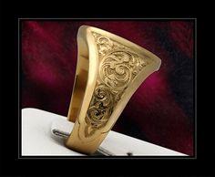 Anel personalizado de luxo - Maçonaria AM-001