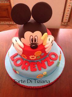Cake topolino