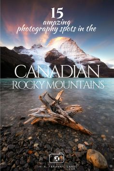 Amazing photography spots in the Canadian Rockies by @InAFaraway_Land