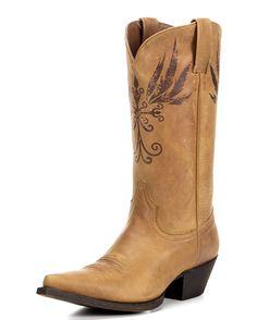 American Rebel Boot Company Women's Desert Angel Boot - Honey