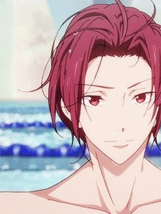 You're My Pillow - (Rin Matsuoka x Fem!reader) by Misaki-Kurenai on DeviantArt Fanart Manga, Manga Anime, Otaku, Rin Matsuoka, Pelo Anime, Splash Free, Manhwa, Free Eternal Summer, Makoharu