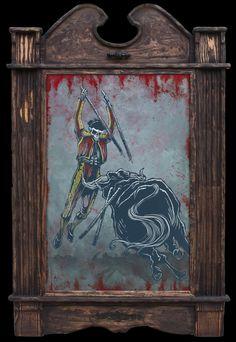 Matador de Toros on www.davidlozeau.com