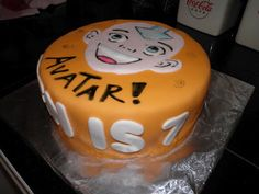 Katy's Kreative Cakes: Avatar the Last Airbender