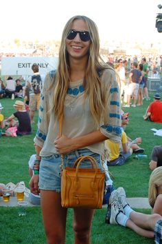 we love this festival style...  add a colorful wrap bracelet or some stackable adesso arm candy. yum-my.  #adesso