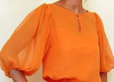 It All Appeals to Me: Outfitted in Orange