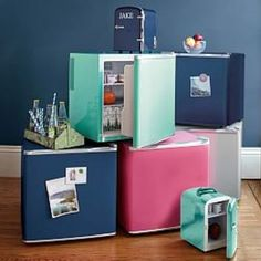 Cool Mini Fridges & Cute Mini Fridges | PBteen