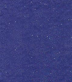 Logantex Casa Collection� Fairy Dust Embellished Organza Fabric-Purple