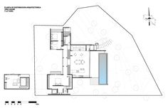 Galeria de Residência na Árvore / QBO3 Arquitectos - 21