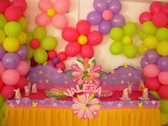 Dulces Pasteles y Celebraciones: DECORACIÓN DE FIESTA DE CUMPLEAÑOS PARA NIÑOS
