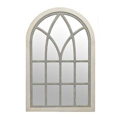 Product Details Arched Cathedral Window Mirror 24x47