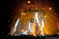Gashouder - one of the largest clubbing spots in Amsterdam. Mecca for techno lovers. It hosted artists such as Richie Hawtin, Joseph Capriati, Dave Clarke, Adam Beyer, Seth Troxler and many others. #gashouder #techno #amsterdam