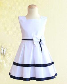 Baby Girl Dresses, Baby Dress, Cute Dresses, Summer Dresses, Kids Dress Patterns, Kids Wear, Kids Outfits, Kids Fashion, Fashion Dresses
