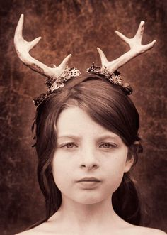 Divine Nature – Magnifiques portraits de Holly Wilmeth