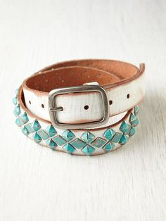 Free People Mission Stud Belt at Free People Clothing Boutique