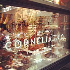 Cornelia & Co, really nice restaurant in Barcelona!
