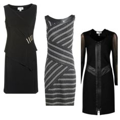 Joseph Ribkoff Dress | Black | Cocktail | 2014
