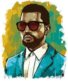 Kanye Abstract West