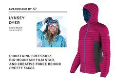 Women's Custom Microtherm Hooded Jacket   Eddie Bauer