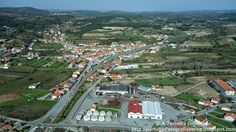 A Terceira Dimensão - Fotografia Aérea: Vila Franca das Naves