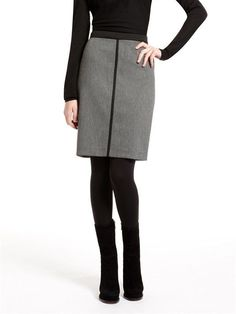 Professionelle: Wool Skirt