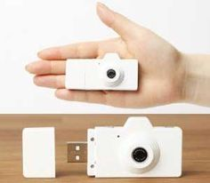 Get a small taste of the espionage world with the handy mini USB camera. This petite camera is small enough to fit in the palm of your hand and able to capture clear images for a portable camera you can take wherever you go. Although the mini USB Camera may look like one of 007's…