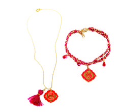 EMMEFIT Pendant Necklace, Jewelry, Amor, Self Confidence, Red, Accessories, Jewellery Making, Jewels, Jewlery