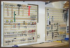 40 Pictures Of This Wall Rack Tool Organizer Idea » The Homestead Survival