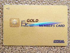 #1345 Fitness club membership card - http://weightlossdietstart.com/1345-fitness-club-membership-card.html