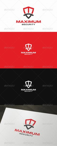 Maximum Security Logo #GraphicRiver An excellent concept logo for Security company, also perfect related in data security, network security, cloud computing security, recovery, backup etc. Easy to implement in various media like, shirt, hat, badge, ID card, vehicle vinyl, building sign and many more. More Exclusive Logo Collections Created: 6November13 GraphicsFilesIncluded: VectorEPS Layered: Yes MinimumAdobeCSVersion: CS Resolution: Resizable Tags: archive #backup #brand #branding #breach…