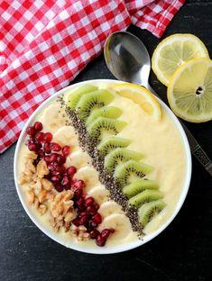 Mango- og ananassmoothie - LINDASTUHAUG