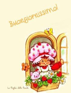 I loved Strawberry Shortcake and all of her friends! Loved my baby doll that blew strawberry scented kisses! Strawberry Shortcake Characters, Vintage Strawberry Shortcake, Dibujos Cute, Rainbow Brite, Holly Hobbie, My Childhood Memories, Sweet Memories, Girl Cakes, Illustration Girl