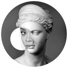 Scottish-born illustrator and digital artist Reilly – www.c… – Collage Fashion 2019 Art Du Collage, Digital Collage, Collage Sculpture, Digital Art, Collage Photo, Collage Design, Collage Artists, Sculptures, Photomontage