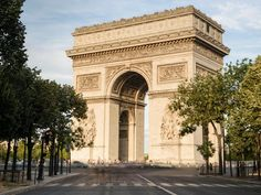 Located in the center of Place Charles de Gaulle, the Arc de Triomphe is a must-see attraction if you're visiting this neighborhood. The Champs-Elysees is lined with numerous cafes, upscale restaurants and high-end stores. Don't hesitant to take a break from shopping to sit in the nearby gardens (Jardins des Champs-Elysees) or watch cars zip around Place de la Concorde.