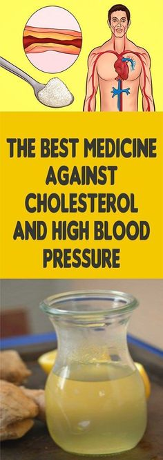 THE BEST MEDICINE AGAINST CHOLESTEROL AND HIGH BLOOD PRESSURE – Real Health