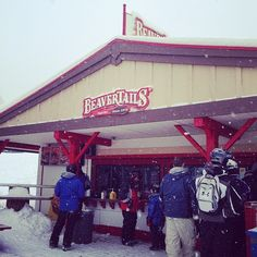 Heading to Whistler? Don't forget to come see us at the top of the mountain!