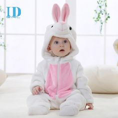 >> Click to Buy << 2017 New Fashion Spring Autumn Baby Clothes Flannel Baby Boy Clothes Cartoon Animal Jumpsuit Baby Girl Rompers Baby Clothing #Affiliate
