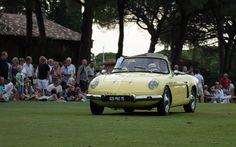 Alpine A108 Cabriolet 1964