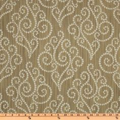 Waverly Synergy Jacquard Sienna- Fabric.com $16.0/yard. Also in gray
