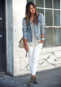 Steal her look Giacca di Jeans Edition - Vita su Marte