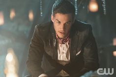 "The Vampire Diaries -- ""I'm Thinking of You All The While"" -- Image Number: VD622a_0856.jpg -- Pictured: Chris Wood as Kai -- Photo: Tina Rowden/The CW -- © 2015 The CW Network, LLC. All rights reserved."